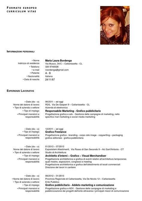 curriculum vitae by bordenga issuu