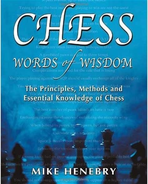 encyclopedia of chess wisdom books chess words of wisdom book