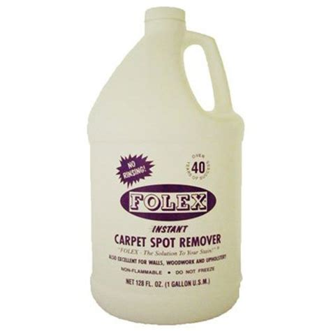 folex upholstery cleaner 2 off folexport fsr128 folex gallon spot remover