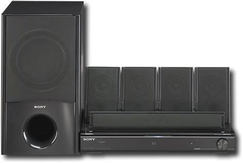 sony bravia 1000w 5 1 channel home theater system ht ss360