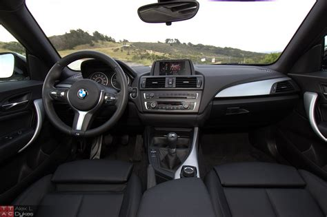 Bmw M235i Interior by 2015 Bmw M235i Interior 005 The About Cars