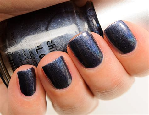 rubber st nail china glaze on your moon boots nail lacquer review