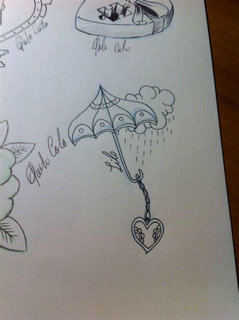 tattoo old school umbrella heart tattoo sketch tattoo flash traditional tattoo