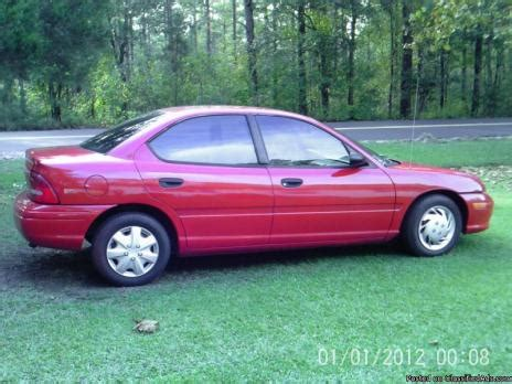 car owners manuals for sale 1995 dodge neon electronic toll collection 1995 dodge neon cars for sale