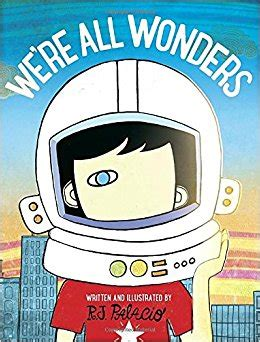 we are faces books we re all wonders r j palacio 9781524766498