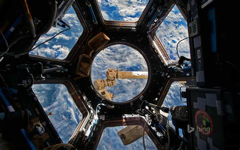 iss cupola view from the cupola of the international space station