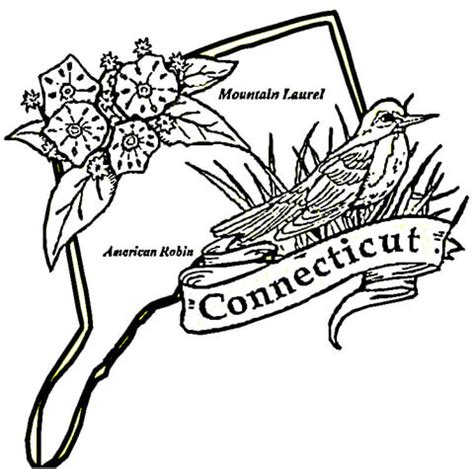 connecticut map coloring page 301 moved permanently