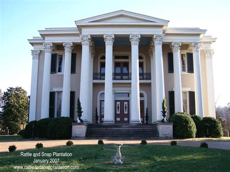 Antebellum Home Interiors by The Rattle And Snap Plantation Official Website