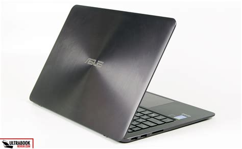 Laptop Asus Zenbook Ux305 asus zenbook ux305 ux305fa review the fanless ultraportable