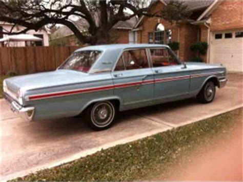1964 ford fairlane for sale on classiccars 17 available
