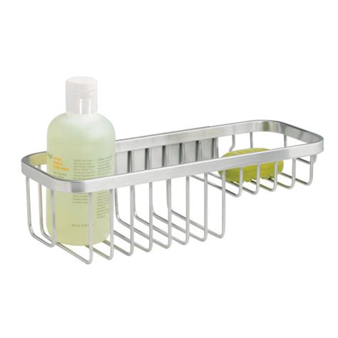 Shower Basket by Stainless Steel Shower Basket In Suction Organizers