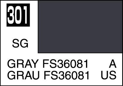Mr Color C301 Gray Fs36081 Mr Hobby mr color paint gray fs36081 10ml c301 gsi c 301