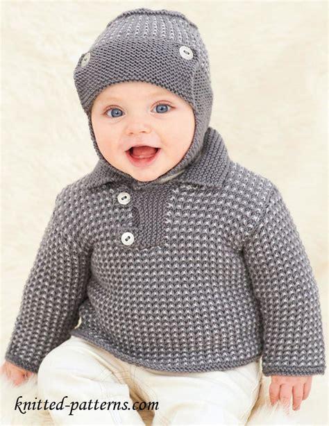 knit helmet pattern free baby jumper and helmet knitting pattern free