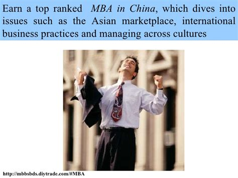 Best Mba Asia by Mba In China