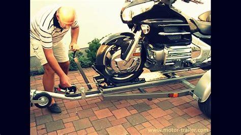 Motorrad Anh Nger Ziehen by Motorradanh 228 Nger Ohne Anstrengung Und Sicher Motorr 228 Der