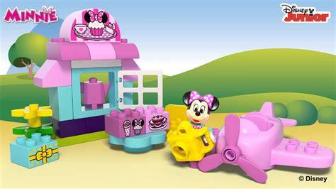 Lego Duplo Minnie S Caf 10830 minnie s caf 233 lego duplo 10830 product animation