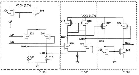transformer coupling lvds patent us7619460 reference clock receiver compliant with lvpecl lvds and pci express