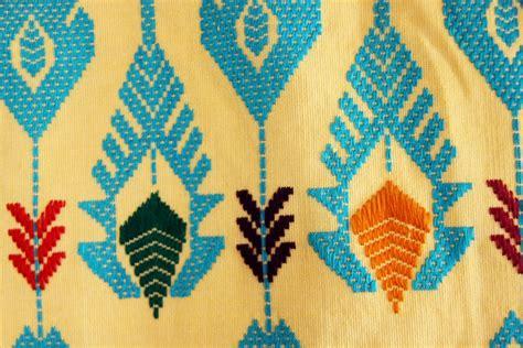 Kain Batik Motif Sulur Bunga kain sesek kain khas kebanggaan masyarakat lombok indonesiakaya eksplorasi budaya di