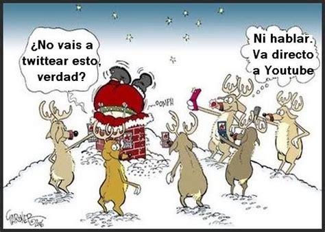 imagenes de santa claus chistosas para facebook humor postales divertidas de navidad paperblog