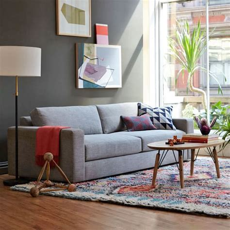 west elm urban sofa review west elm cyber week sale save 20 on furniture home