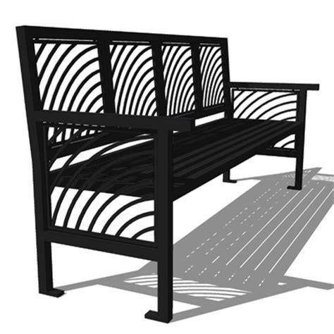 jordan bench jordan creek bench 3d model formfonts 3d models textures