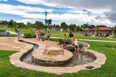 Landscape Architecture Denver Denver Landscape Architect Park Design Playground Water