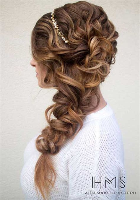 Formal Braided Hairstyles by 20 Best Prom Braided Hairstyles