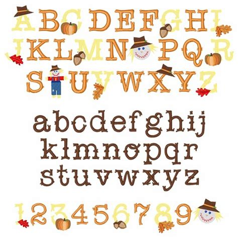 design font collection scarecrow font by concord collections home format fonts on