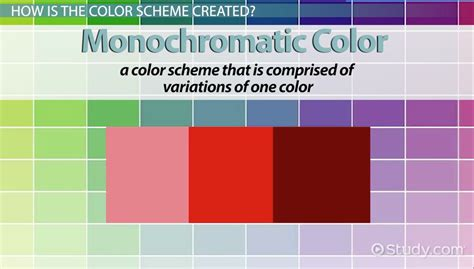 what is monochromatic color monochromatic color scheme definition design decoration