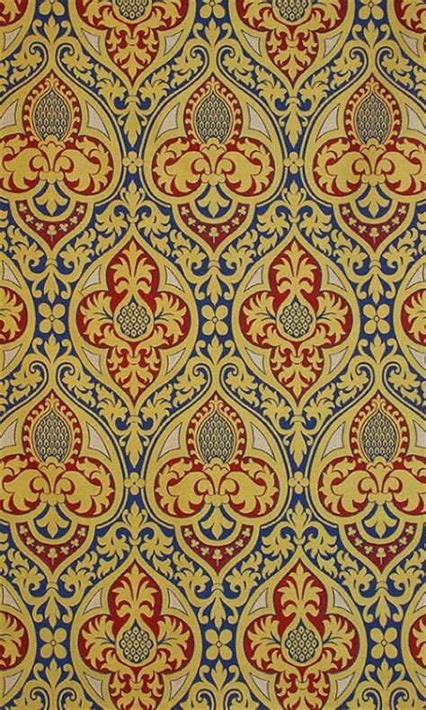Awn Pugin by Augustus Welby Northmore Pugin Patterns