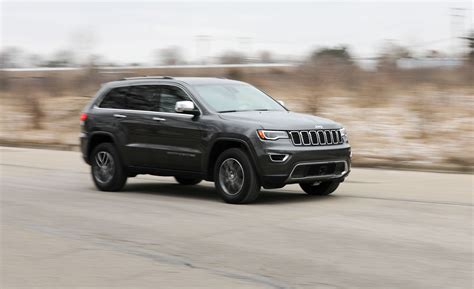 2018 jeep grand cherokee limited 2018 jeep grand cherokee in depth model review car and