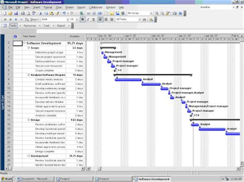project 2007 templates without a line of syntax ms project 2007