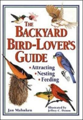 workman publishing the backyard bird lovers guide
