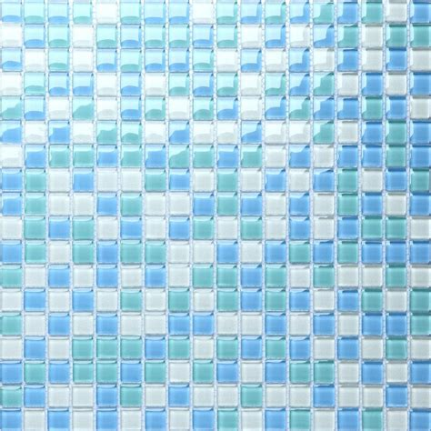 Kitchen Backsplash Tile Stickers crystal glass tile shower wall stickers swimming pool b049