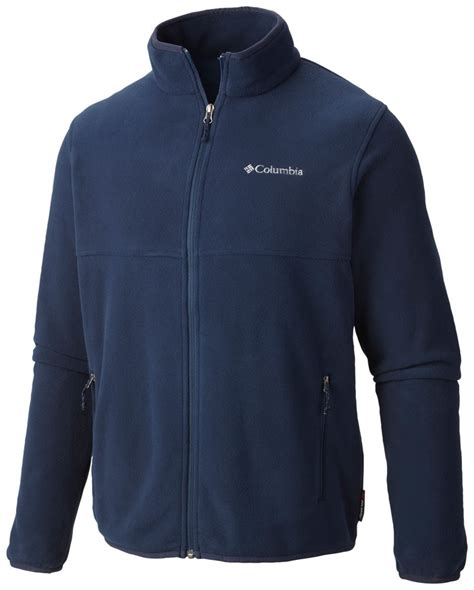 columbia fuller ridge fleece jacket s jet - Fliese Jacke