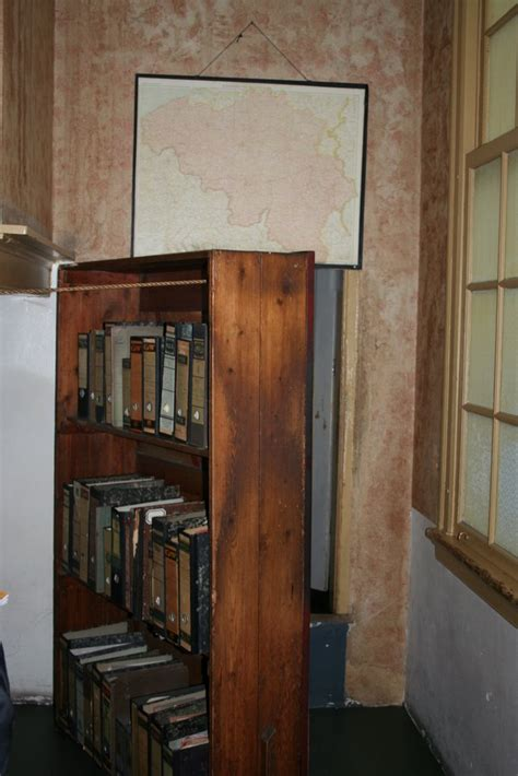 Break Front Bookcase The Gallery For Gt Anne Frank Inside Secret Annex