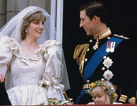 prince charles and princess diana weddings from the past prince charles