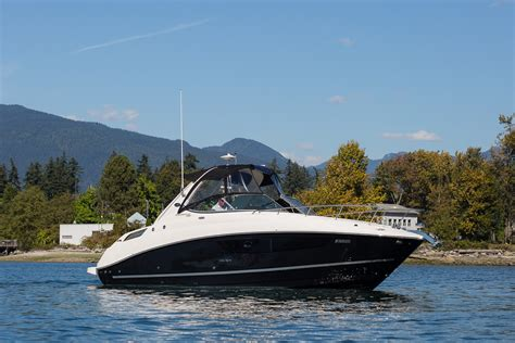sea ray boats for sale vancouver sea ray 280 sundancer 2012 used boat for sale in vancouver