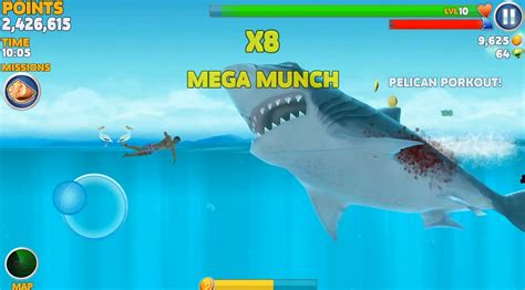 baby shark games free online megalodon shark games gamesworld