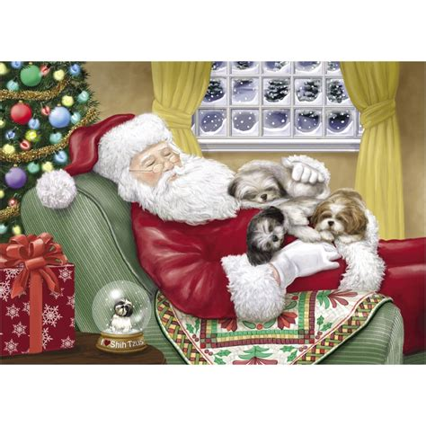 shih tzu cards shih tzu cards the danbury mint