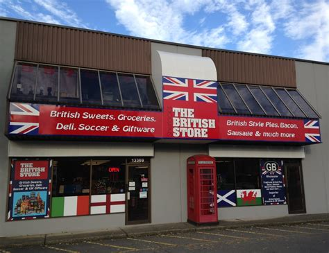 the british store department stores 13369 72 avenue