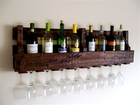 Wood Pallet Wine Rack by Reclaimed Wood Wine Rack Pallet Wood Wine Rack By Thevineyards
