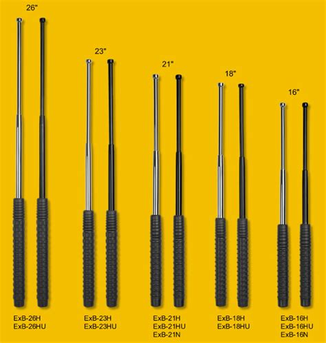 telescoping baton metal telescopic batons production and sale the