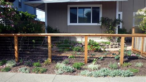 Open Trellis Fencing Getting Started With Your Garden Plan Edible Landscaping