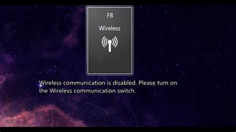 fix  toshiba satellite   wireless