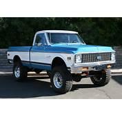 1972 Chevrolet K 20 Pickup  Cars And Trucks Pinterest
