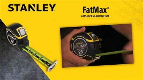 stanley and co 16 ft fatmax 174 measure 33 716 stanley tools
