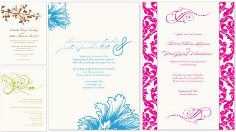 Wedding Invitation Card Design Free by 17 Border Designs For Invitations Images Free Clip