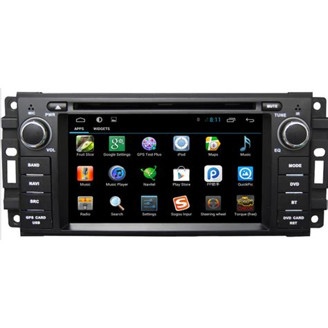 android ipod jeep universal android 3g wifi car radio gps bluetooth ipod tv dvbt autoradio gps discount