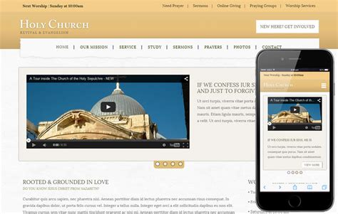 templates bootstrap church holy church a religious category flat bootstrap responsive